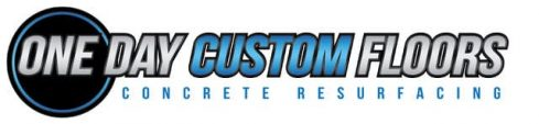 One Day Custom Floors • Concrete Resurfacing & Floor Coatings
