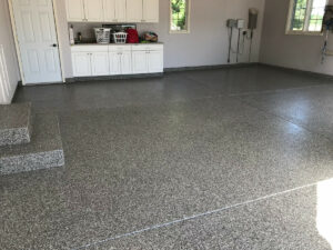 picture-of-a-concrete-floor-just-coated-by-one-day-custom-floors